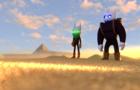 Dusty Heart - Through the desert | Blender Eevee Animated Short Film
