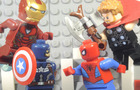 Avengers: Bathroom Brawl