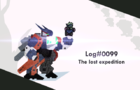 Log#0099 The lost expedition