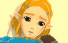 Princess Zelda wants some alone time