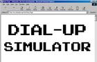 Dial Up Simulator