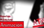 (Animación) Reporte sobre mi gata Luna | AnimaToonsNhe