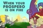 When your PROSPERO is on fire(Warhammer 40k animation parody)
