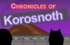(INTERACTIVE COMIC) The Chronicles of Korosnoth Issue 0 - Night of Fire