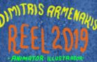 Dimitris Armenakis Reel 2019