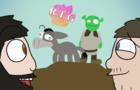Rose Tint Gaming Animated - Shrek Reeks
