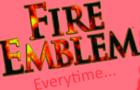 EVERY FIRE EMBLEM EVER