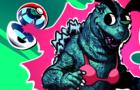 So Godzilla is a Pokemon Now