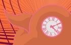 OrangeClock 2000