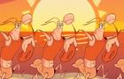 RhythmReanimate / Shrimp Shuffle