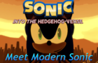 Sonic Into The Hedgehog-Verse