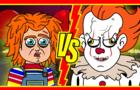 Chucky vs IT (Parody Animation)