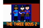 The Three Boys 2: Nerf War