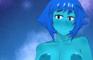 "Lapis Lazuli ""Tidal Pin"""