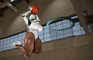 Haydee dunking on these hoes