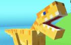 Blocky Dino Park: T-Rex Rampage