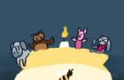 Pooh's Birthday (ANIMATIC)