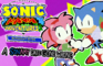 Papercraft Mania Adventures: A SonAmy Date Gone Wrong