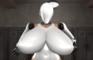 Haydee Thicc Breast Inflation