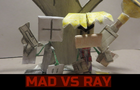 MADNESS VS RAYMAN