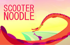 Scooter Noodle - Animation Process