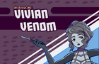 Meet Vivian Venom : Spooky Starlets