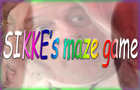 Sikke's Maze Game