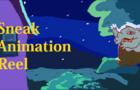 Sneak 2D Animation Reel 2018-2019