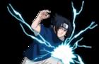 Danny vs sasuke (old anim 2018)