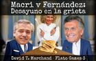 Macri v Fernández: Breakfast at the grieta