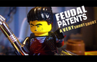 LEGO FEUDAL PATENTS: A Very Short Short--4K 60 FPS