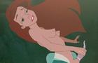 """Ariel strokes her penis"""