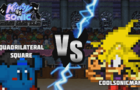 [Kirby vs Sonic Team Battle] MCQSquare vs CoolSonicMan