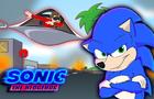 Basically The Sonic the Hedgehog Movie (Animation)