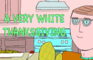 A Very White Thanksgiving