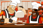 Mercenary Cooking Time
