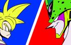 Dragon Ball Z: Cell vs Gohan