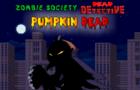 ZS Dead Detective - Pumpkin Head