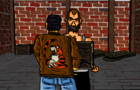 Shenmue, Delin the crate master
