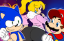 Sonic Meets Mario