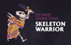 2D Game Animations: Skeleton Warrior