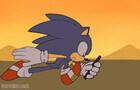 Sonic plays Pokemon Go