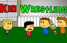 Kid Wrestling