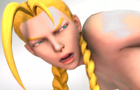 SFV - Cammy gets cannon spiked