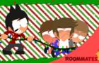 Roommates - Jolly Family Visit