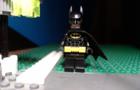 Lego Batman's merry christmas