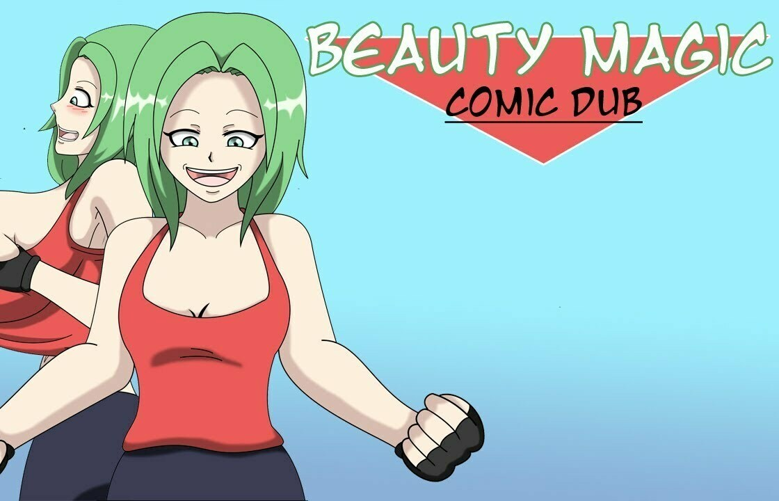 3D Magic Boobs beauty magic comic dub - breast expansion