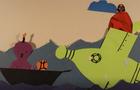 Paper Submarine