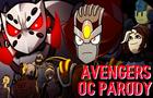 Assemble! avengers OC parody