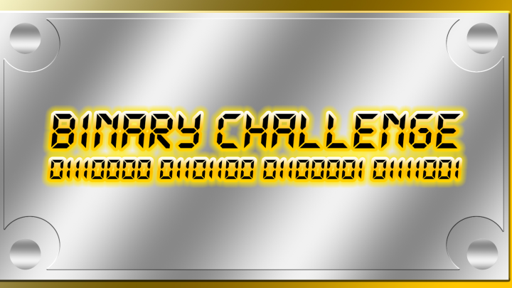 Binary Challenge V1.01 - By Andymator - Flash Game
